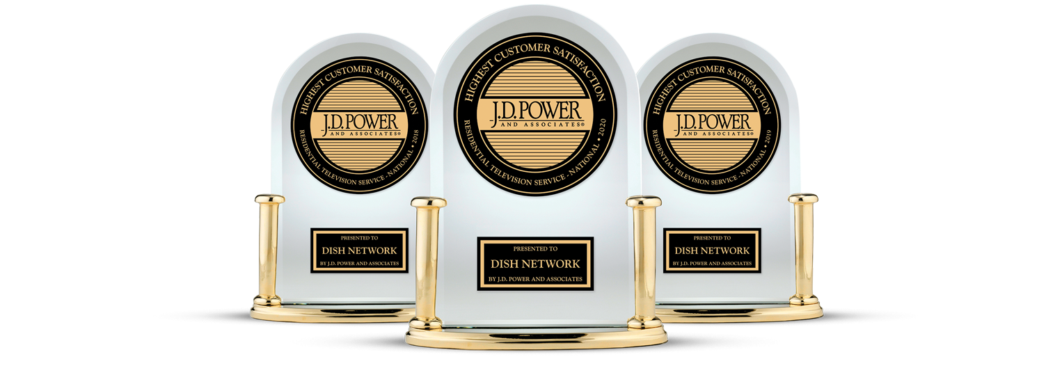 DISH Customer Satisfaction - Ranked #1 by JD Power - SAS Electronics in Chiefland, Florida - DISH Authorized Retailer